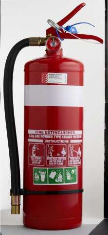 Buy Fire Extinguisher ABE 4.5kg