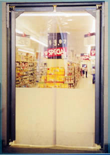 Buy Coldshield Flexible PVC Swing Doors