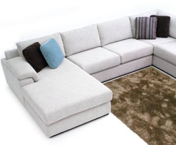 Corner Lounge Suites Leather Fabric Buy In Knoxfield