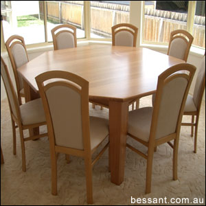 8 seater octagonal dining table buy 8 seater octagonal for 8 seater dining table