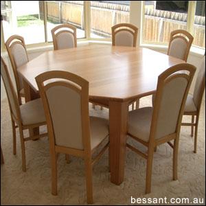 Octagon Kitchen Table Images Decoration Ideas