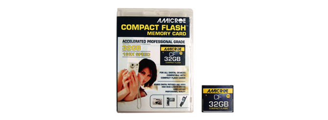 Buy Compact Flash Cards: Professional speed