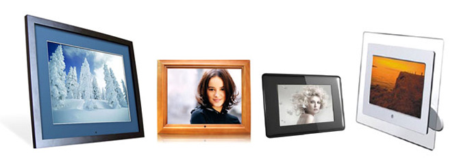 Buy Digital Photo Frames