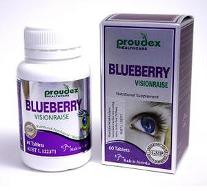 Buy Dietary Supplement, Proudex Visionraise 60T
