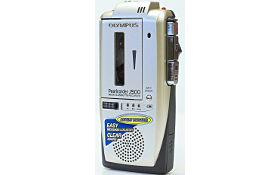 Buy J-500 Microcassette Voice Recorder