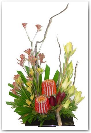 Buy Australiana bouquet