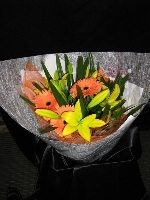 Buy Gerbera & Lily Bouquets