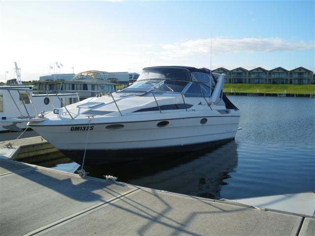 Used Boat Bayliner Avanti 2955 , Goolwa. The Marina Hindmarsh Island, ...