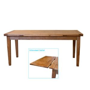 Buy Antigua Oak Extension Table