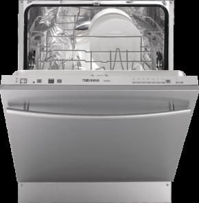 Buy 600mm Technika Stainless Steel Dishwasher