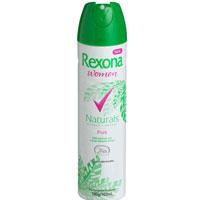 Buy Rexona Anti-Perspirant Women Naturals Pure 100gm