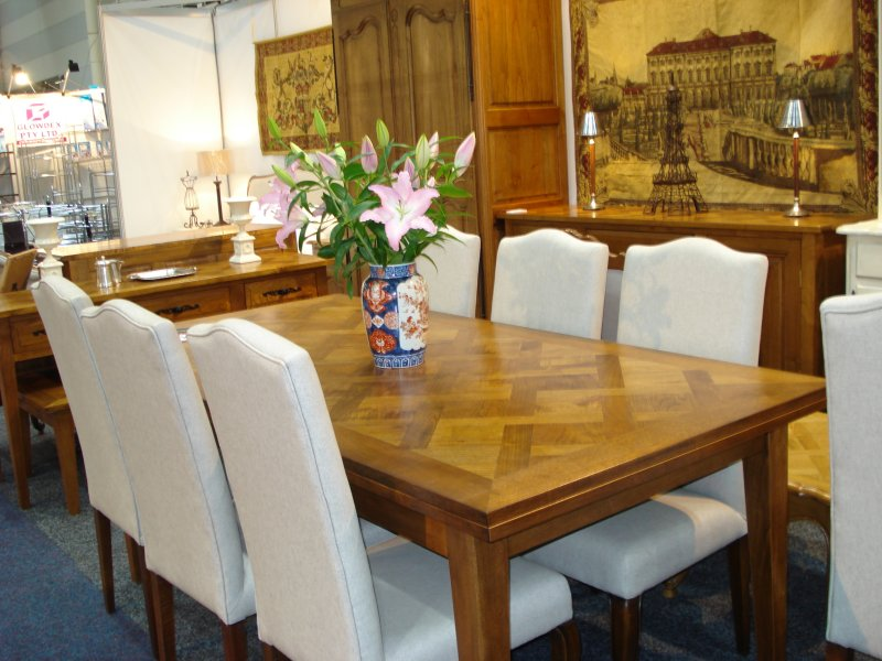 French Provincial Style Extension Dining Table Buy  : 1685 from new-south-wales.all.biz size 800 x 600 jpeg 93kB