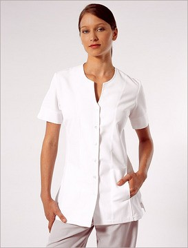 Buy SPA 132 collarless long tunic