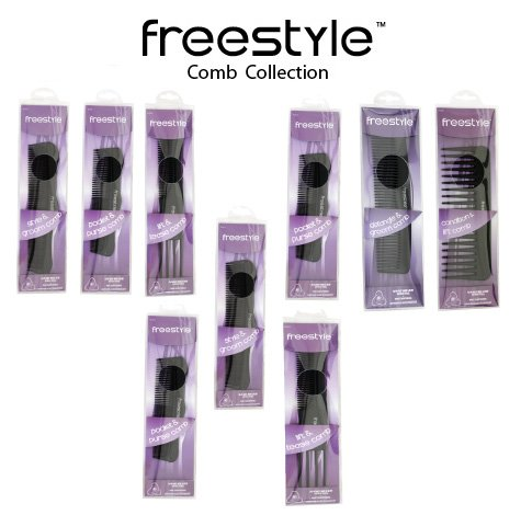 Buy Freestyle Comb Collection