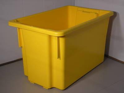 Buy Plastic Crate 68L