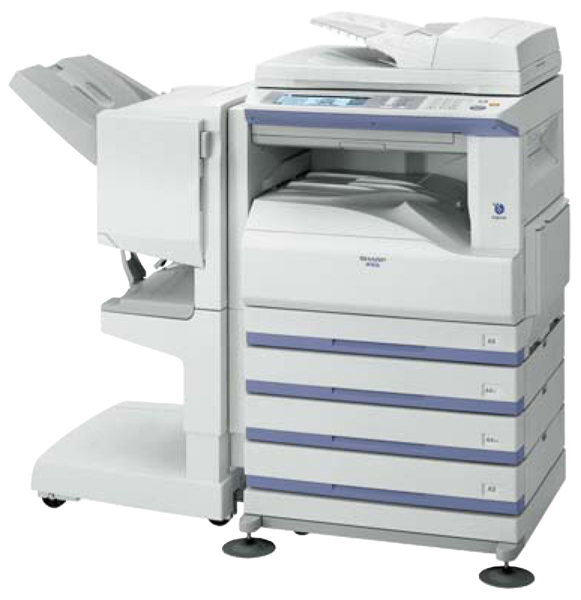 A3 Multifunction Copier Printer Fax Scanner Ar M256