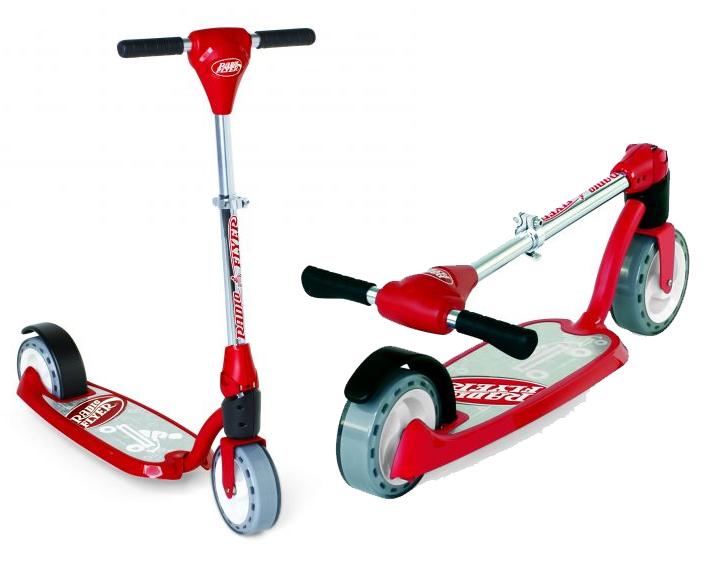 Radio Flyer Ez Rider Retro Scooter Red Buy In Malvern