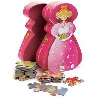 Buy Princess Silhouette Puzzle