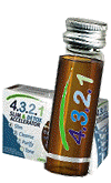 Buy Arkopharma 4.3.2.1 Slim & Detox Accelerator -10 x15ml 3 pack
