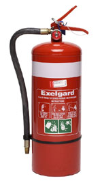 Powder Fire Extinguisher (BE)