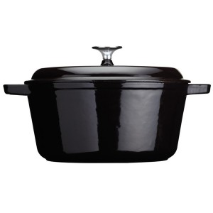 Buy Molten Cast Iron Casserole Dish 28cm/6lt