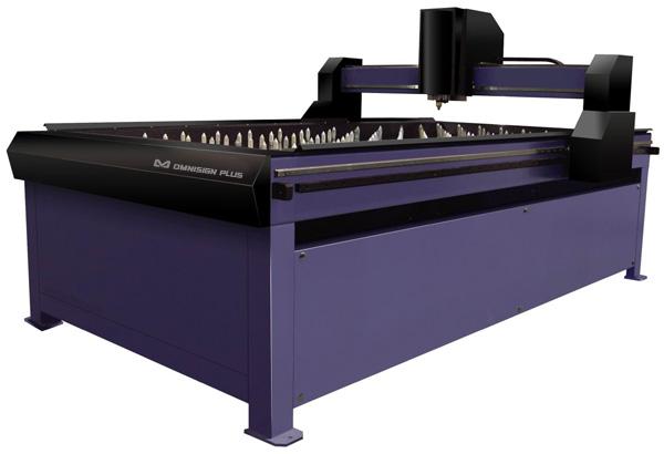 Buy Computerized CNC Plasma Cutting Machine, OmniCAM