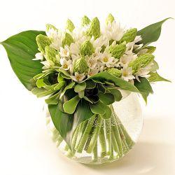 Buy Seductive Whites Flowers