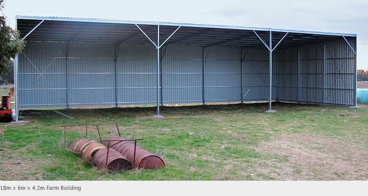 Buy Farm building