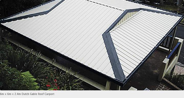 Buy Dutch gable roof carpot