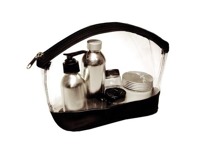 Cosmetic Bags Clear PVC 2146 — Buy Cosmetic Bags Clear PVC 2146