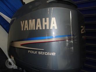 Yamaha 4 stroke Outboard Motor buy in Dromana