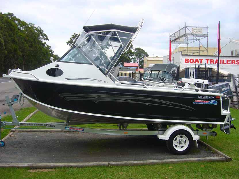 Brooker 5 25 Cuddy Cabin Boat Buy In South Nowra