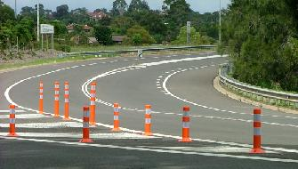 Buy Reboundable Lane Divider