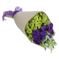 Buy Wrapped Cut Flowers