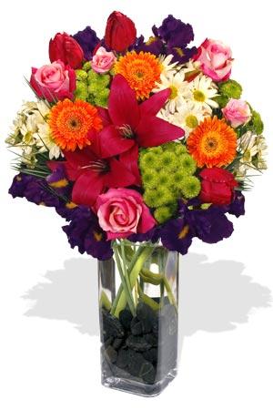 Buy Exuberant Bouquet