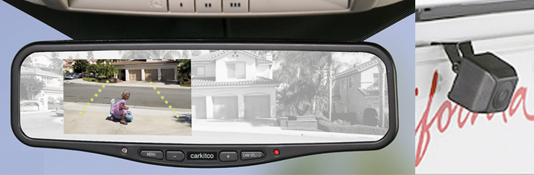 Buy Reversing Camera System, RVM42