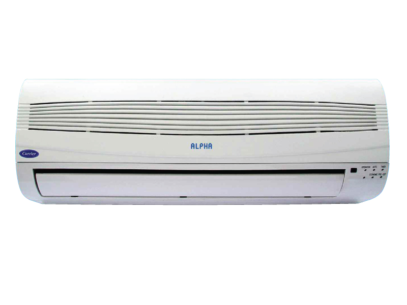 carrier alpha air conditioner manual