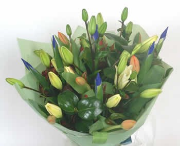 Buy Colourful Spring Bouquet