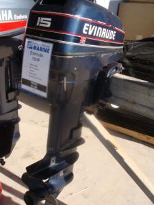 Evinrude 15 Hp >> Evinrude 15hp Short Shaft Engine Buy In Darwin