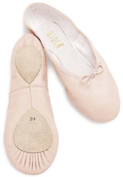 Buy Leather Ballet Shoe, Bloch Prolite II