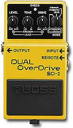 Buy SD-2 Dual Overdrive Effects Pedal