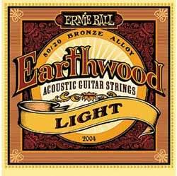 Buy Ernie Ball Earthwood Light Acoustic Guitar Strings (3 Sets)