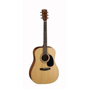Buy Cort AD810 Dreadnought Acoustic Guitar, Natural Satin