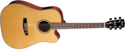 Buy Cort MR710F Dreadnought Acoustic/Electric Guitar