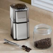 Buy Coffee Grind Central - Stainless brushed