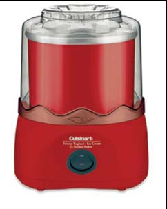 Buy Ice Cream Maker - Red