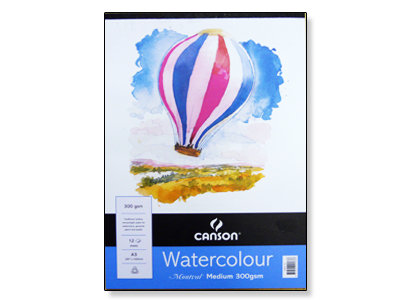 Canson Montval Watercolour Pads Canson Montval Watercolour