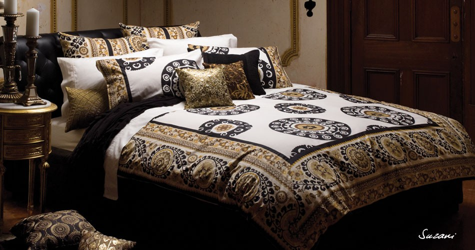 Buy Suzani Bed Linen
