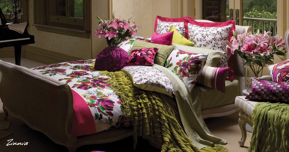 Buy Zinnia Bed Linen