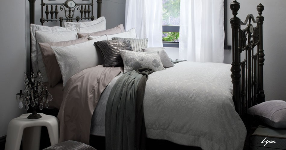 Buy Lyon Bed Linen